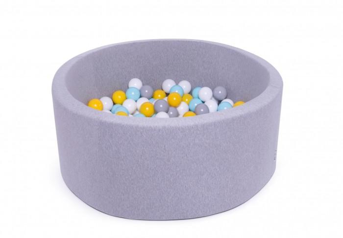 Сухие бассейны Anlipool Сухой бассейн с комплектом шаров №43 Sea pearl