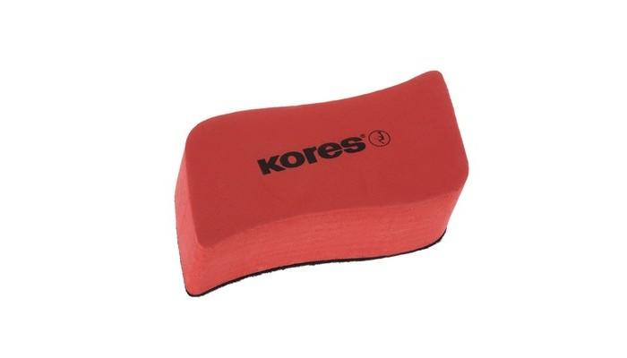 Канцелярия Kores Губка-стиратель Magnetic Whiteboard Eraser для маркерных досок магнитная