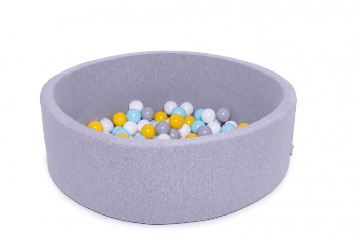 Сухие бассейны Anlipool Сухой бассейн с комплектом шаров №64 Sea pearl