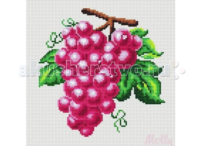 Molly Картины со стразами 2.8 мм Гроздь виноградаКартины со стразами 2.8 мм Гроздь виноградаMolly Картины со стразами 2.8 мм Гроздь винограда - это оригинальный набор, позволяющий создать первую картину, благодаря поэтапной выкладке разноцветными стразами полотна.   Картины со стразами - это новое направление в товарах для творчества. Мы предлагаем с помощью набора создать настоящую искрящуюся картину. Это очень увлекательное занятие, постепенно под вашими руками будет появляться сверкающий рисунок, а готовое произведение станет достойным украшением дома.  В наборе: холст из натурального хлопка с клеевым слоем разноцветные стразы диаметром 2,8 мм пинцет емкость для фольгированных элементов клей карандаш-липучка крепеж для подвешивания картины.  Количество цветов: 17 Уровень сложности: средний размер полотна 30х30<br>