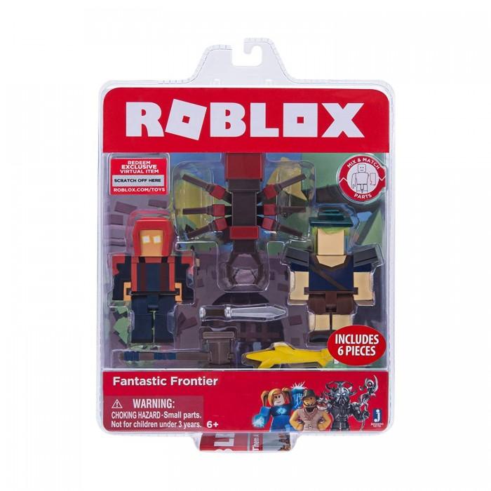 Игровые фигурки Roblox Игровой набор Фантастический рубеж