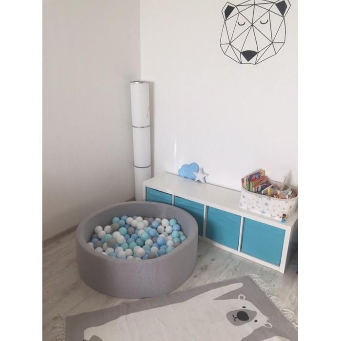 Anlipool Сухой бассейн с комплектом шаров Sea foam фото
