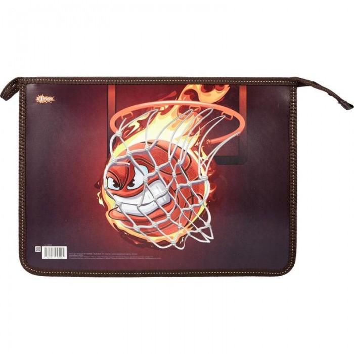 Канцелярия №1 School Папка для тетрадей А4 Basketball