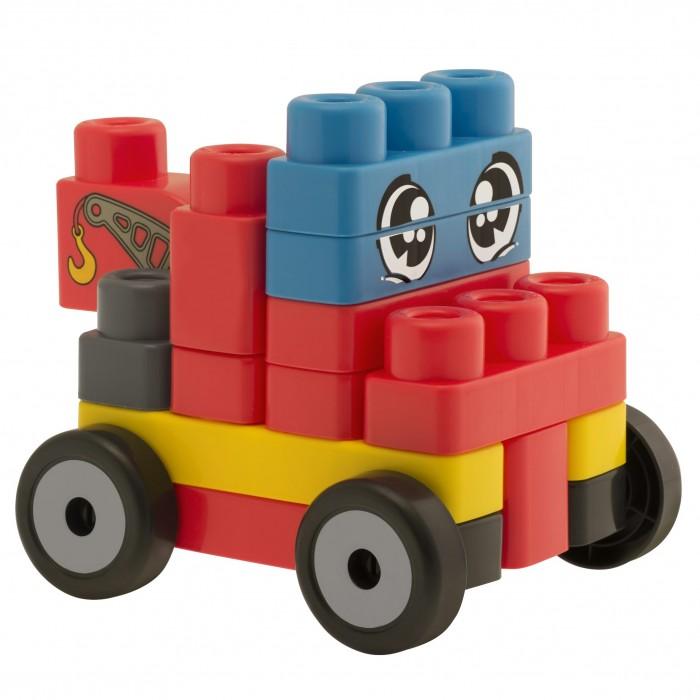 Картинка для Конструктор Chicco Машины 20 блоков