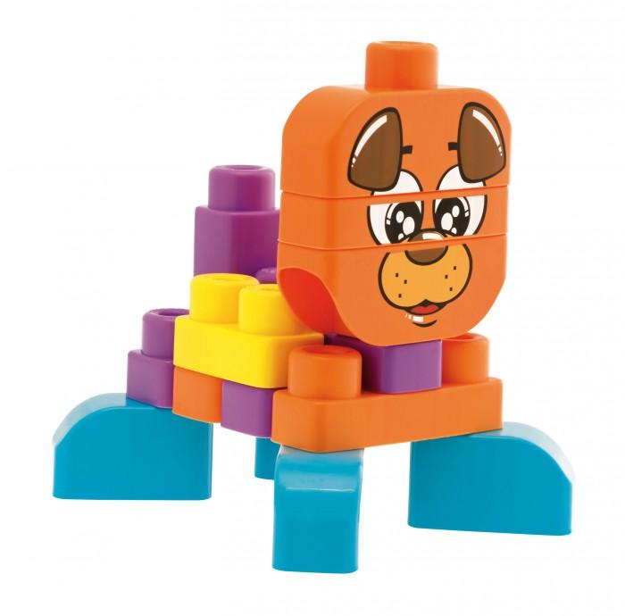 Картинка для Конструктор Chicco Животные 40 блоков