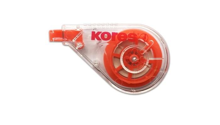Канцелярия Kores Корректирующая лента 5 мм недорого