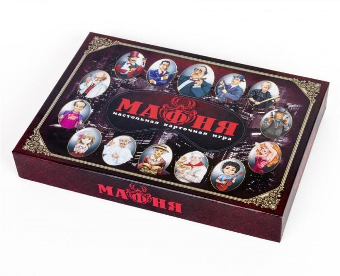 Купить Настольные игры, Десятое королевство Настольная игра Мафия с масками