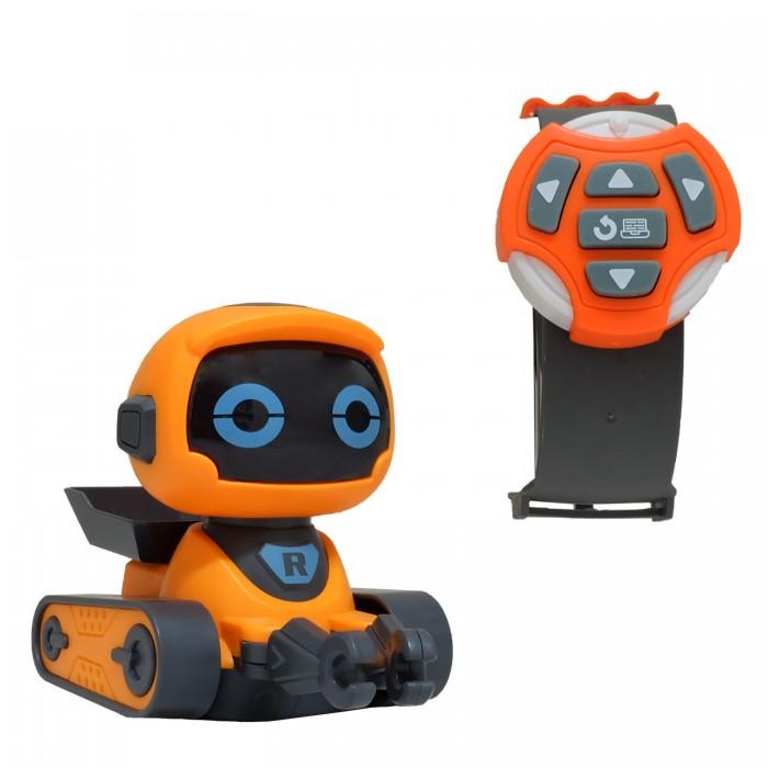Фото - Радиоуправляемые игрушки HK Industries Робот на инфракрасном управлении hk industries 666 653a грузовик р у