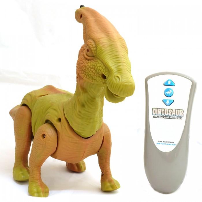 Купить Радиоуправляемые игрушки, HK Industries Динозавр Паразауролоф на инфракрасном управлении
