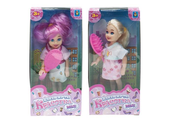 Куклы и одежда для кукол 1 Toy Кукла Красотка Mini 13 см кукла талисман сумийо сочувствие размер mini tgkfs094