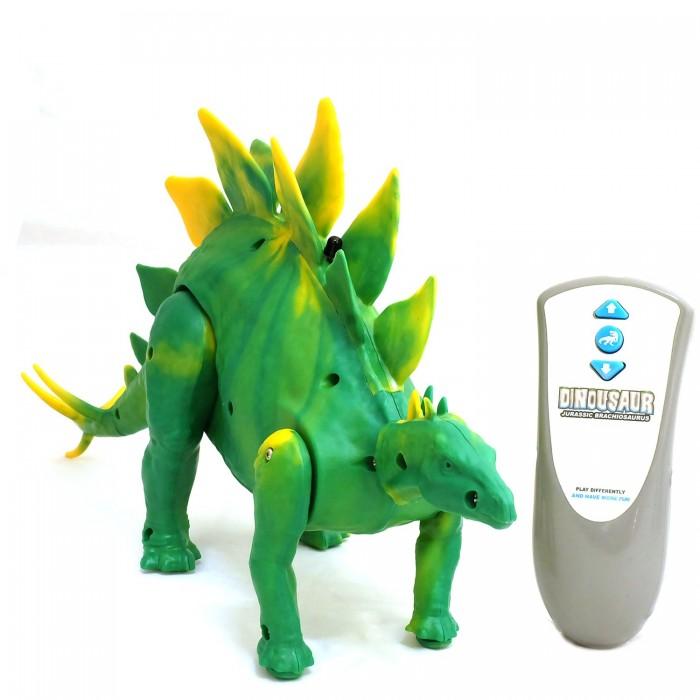 Купить Радиоуправляемые игрушки, HK Industries Динозавр Стегозавр на инфракрасном управлении