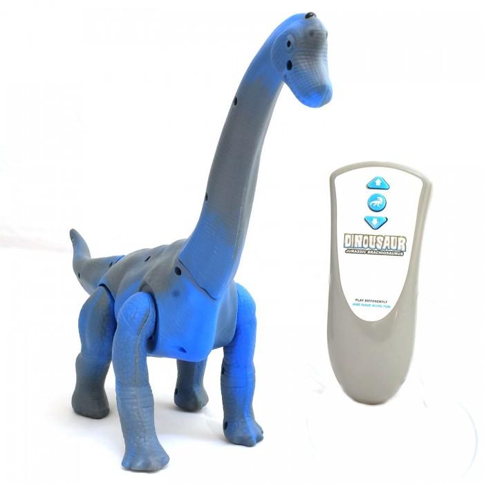 HK Industries  Динозавр Брахиозавр на инфракрасном управлении