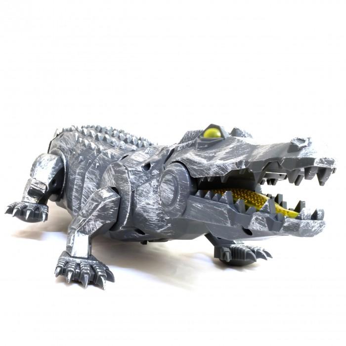Фото - Электронные игрушки HK Industries Крокодил электромеханический hk industries 666 653a грузовик р у