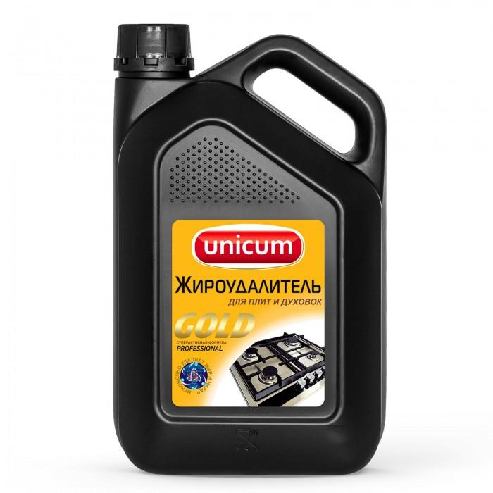 Бытовая химия Unicum Жироудалитель Gold 3 л