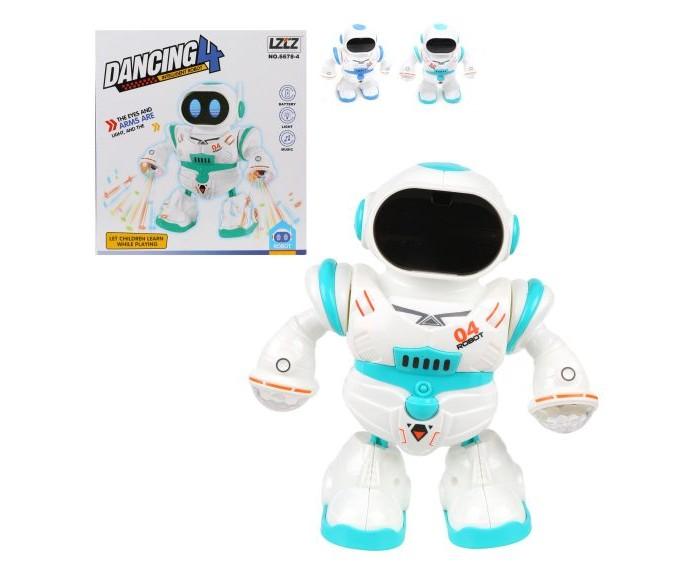 Фото - Роботы Наша Игрушка Робот электрифицированный Танцор роботы наша игрушка робот 6678 1