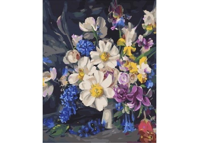 цена на Картины по номерам Paintboy Картина по номерам Букет полевых цветов