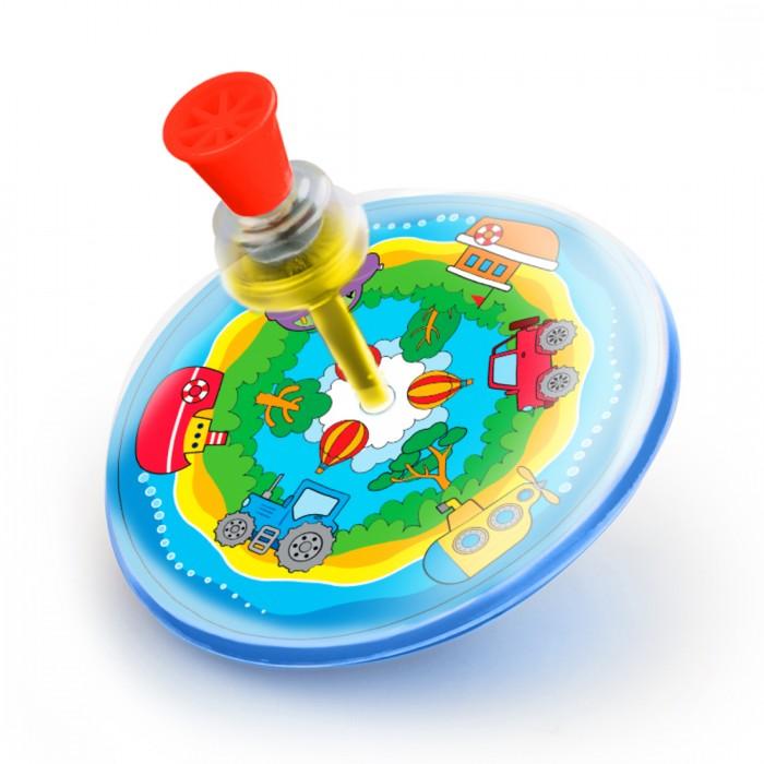 Развивающие игрушки Жирафики Юла Транспорт