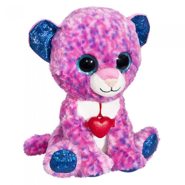 Купить Мягкие игрушки, Мягкая игрушка Fancy Глазастик Леопард GLP0RS
