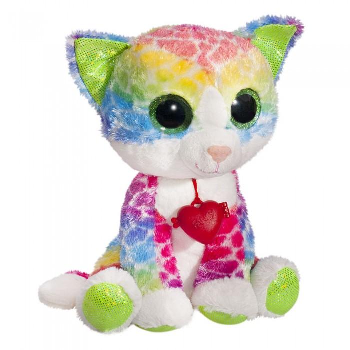 Мягкие игрушки Fancy Глазастик Котик KGL0R\S мягкая игрушка fancy котик рубин 17 см