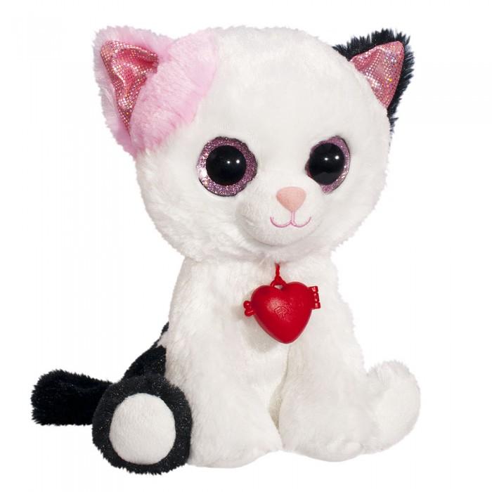 Фото - Мягкие игрушки Fancy Глазастик Кот кот с надписью