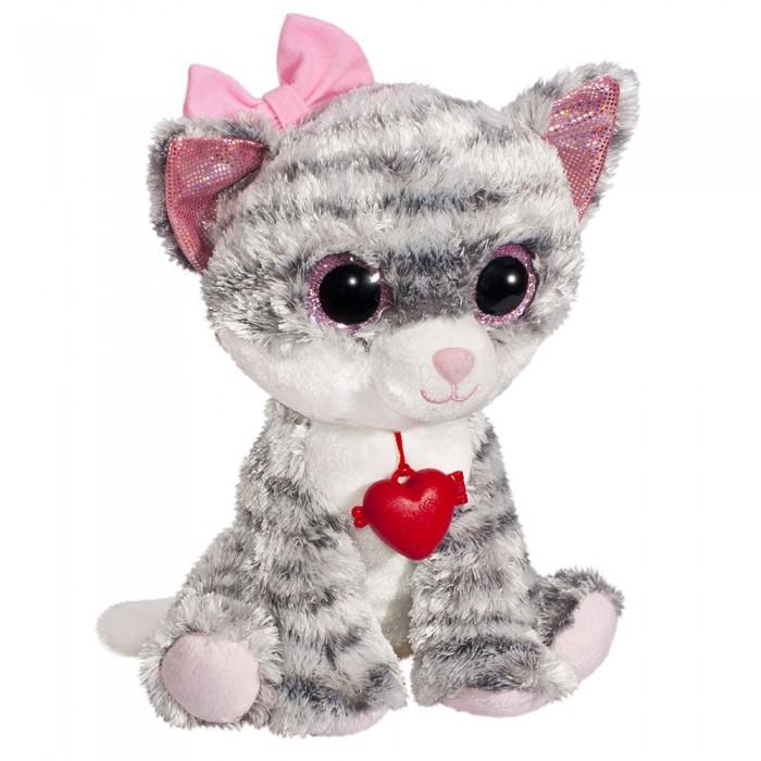 Купить Мягкие игрушки, Мягкая игрушка Fancy Глазастик Кошечка GKK0S