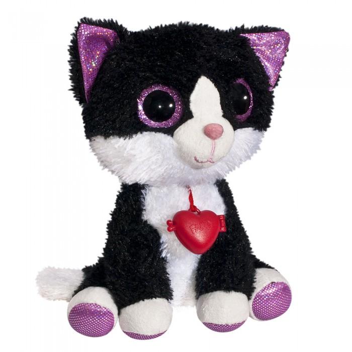 Мягкие игрушки Fancy Глазастик Котик KGL0\S мягкая игрушка fancy котик рубин 17 см