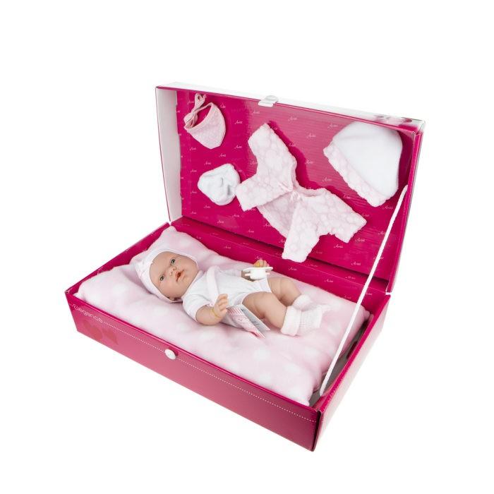 Купить Куклы и одежда для кукол, Arias Elegance Phillines Пупс в коробочке с ручкой 26 см