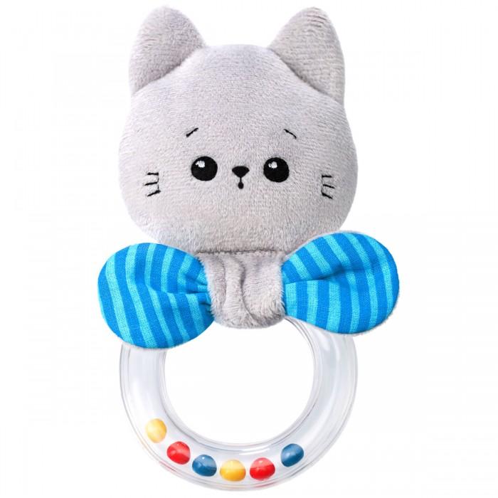 Погремушки Мякиши колечко Котёнок Кекс развивающие игрушки мякиши пищалка котенок кекс