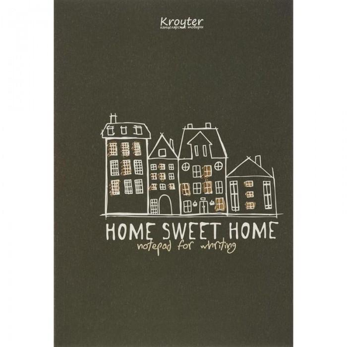 Картинка для Тетради Kroyter Тетрадь общая Милый дом 48 листов А5