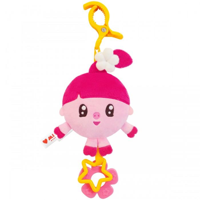 Подвесная игрушка Мякиши Малышарики Нюшенька