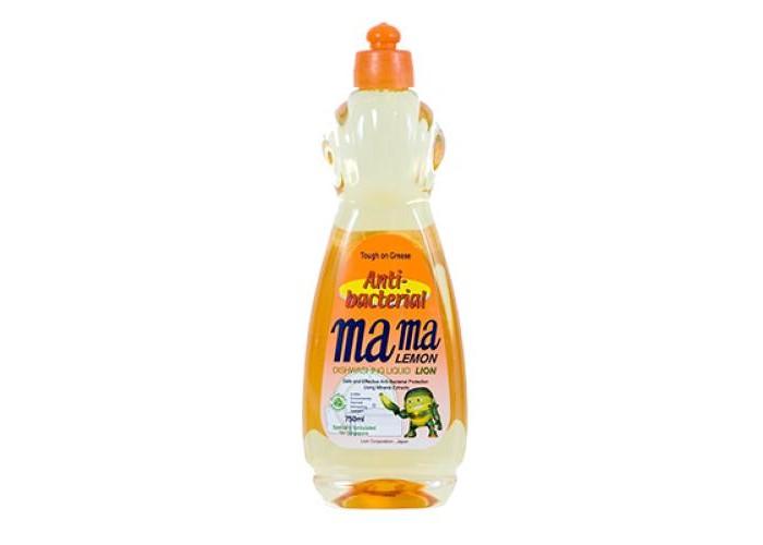 Бытовая химия Mama Lemon Гель для мытья посуды Tough on Grease Цитрус 750 мл