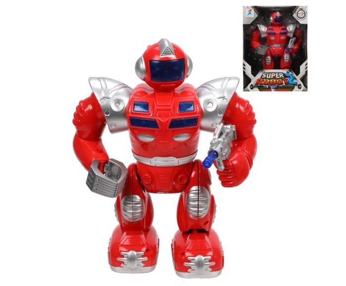 Фото - Роботы Наша Игрушка Робот электрифицированный 99111-2 роботы наша игрушка робот 6678 1