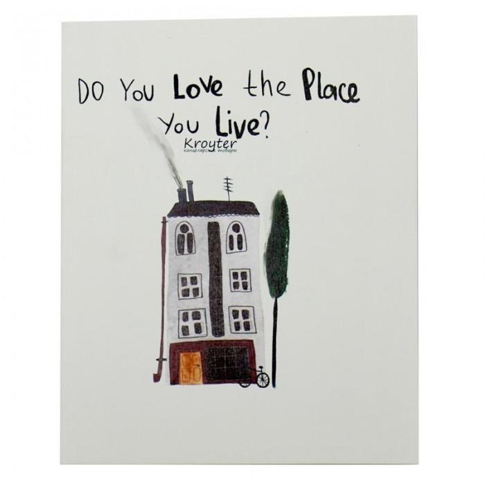 Картинка для Тетради Kroyter Тетрадь общая Дом 48 листов А5 1099996