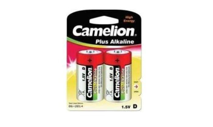 Батарейки, удлинители и переходники Camelion Батарейка LR20-BP2 батарейка camelion ag9 10 шт блистер