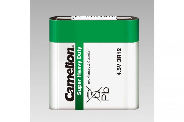 Батарейки, удлинители и переходники Camelion Батарейка 3R12-SP1G