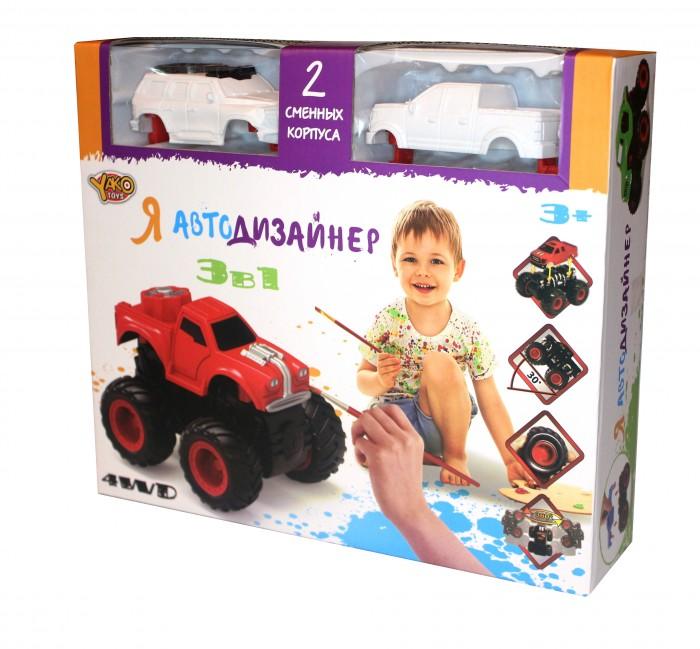 Купить Наборы для творчества, Yako Игровой набор Я Автодизайнер 3 в 1