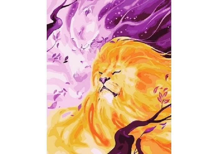 Картины по номерам Paintboy Картина по номерам Ветер в гриве картина картины в квартиру carolina parrot 1841г бумага