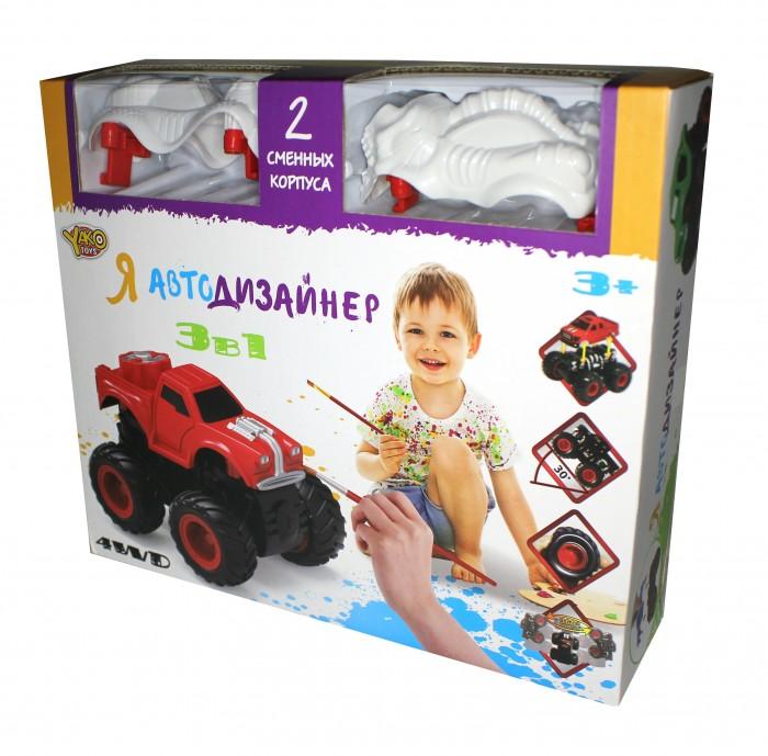 Купить Наборы для творчества, Yako Игровой набор Я Автодизайнер 3 в 1 M6540-7