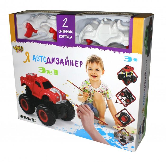 Купить Наборы для творчества, Yako Игровой набор Я Автодизайнер 3 в 1 M6540-8