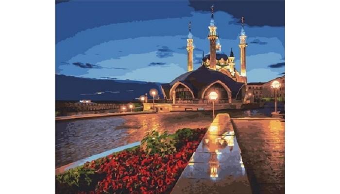 Купить Картины по номерам, Paintboy Картина по номерам Красота мечети