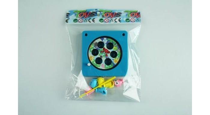 Фото - Игры для малышей Наша Игрушка Рыбалка заводная интерактивная игрушка наша игрушка рыбалка от 3 лет синий m7203