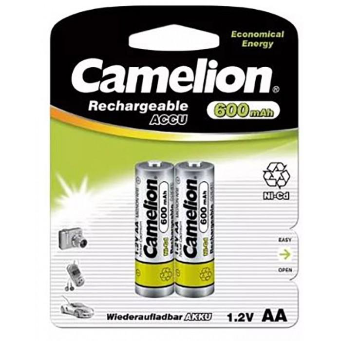 Электронные игрушки Camelion Аккумулятор NC-AA600BP2 подвесной светильник kronem alva nc 2 4 13 016 c 2