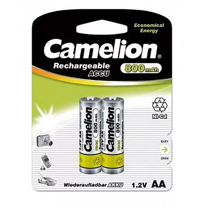 Электронные игрушки Camelion Аккумулятор NC-AA800BP2 подвесной светильник kronem alva nc 2 4 13 016 c 2