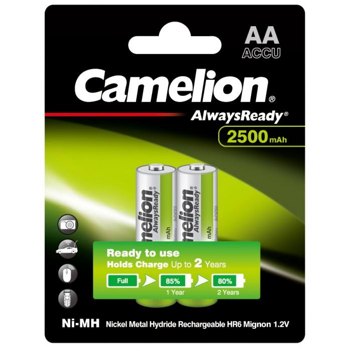 Camelion Аккумулятор NH-AA2500ARBP2 фото