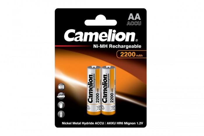 CAMELION Аккумулятор NH-AA2200BP2