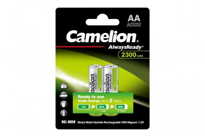 Купить Электронные игрушки, CAMELION Аккумулятор NH-AA2300ARBP2