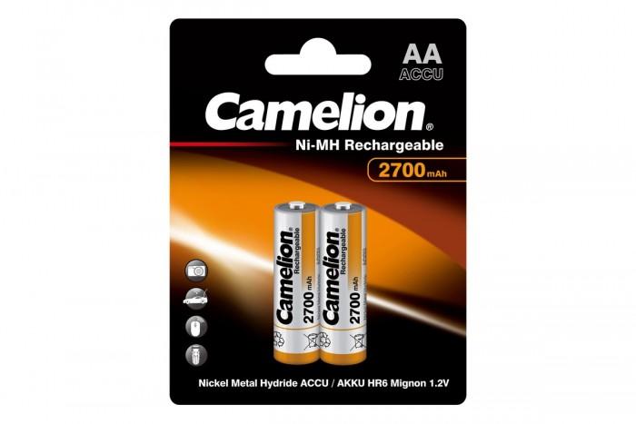 CAMELION Аккумулятор NH-AA2700BP2