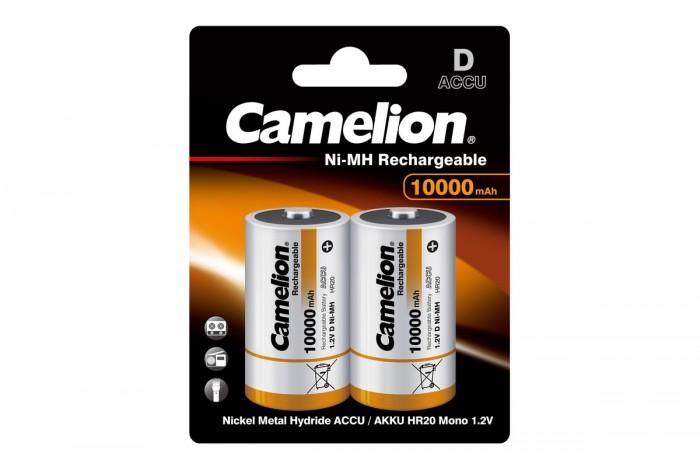 CAMELION Аккумулятор NH-D10000BP2