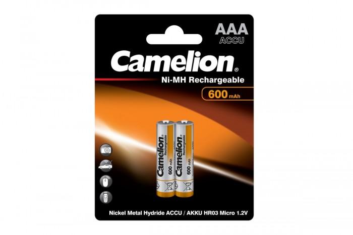 цена на Электронные игрушки Camelion Аккумулятор NH-AAA600ARBP2