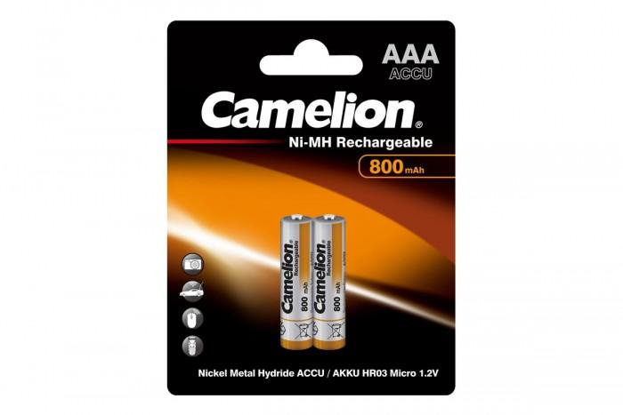 цена на Электронные игрушки Camelion Аккумулятор NH-AAA800BP2